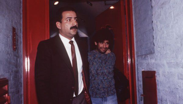 Archivo | Maradona y aquella detención en un departamento de Caballito