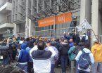Herido de bala de ATE en La Plata: acusan a la UOCRA