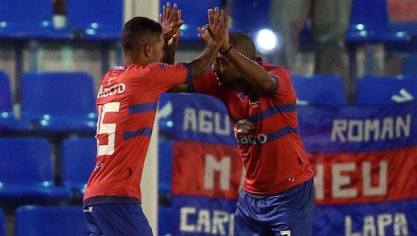 Tigre lo hizo: rompió la sequía de goles y venció a Sarmiento