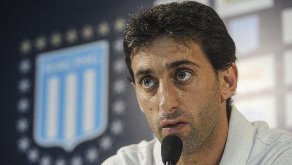 """Milito: """"Me encantaría con el alma llegar lejos en esta Copa"""""""
