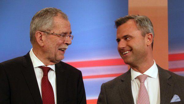 Sorpresa en Austria por la victoria de la ultraderecha