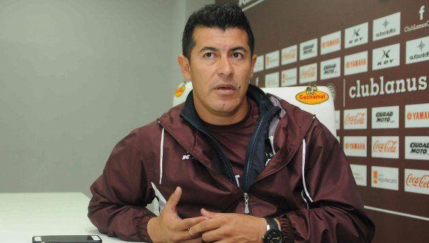 Lanús, con todo confirmado: Almirón tiene el equipo para la final
