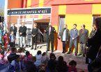 La localidad de Wilde Este estrena un nuevo jardín de infantes