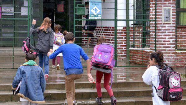 Relanzan corredores seguros para 18 escuelas de Almirante Brown
