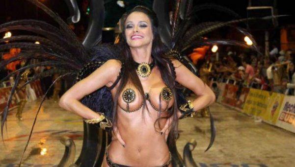 Evangelina Carrozzo se bajó de un programa por Roberto Peña