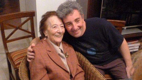 Murió la abuela paterna de Ignacio Montoya Carlotto