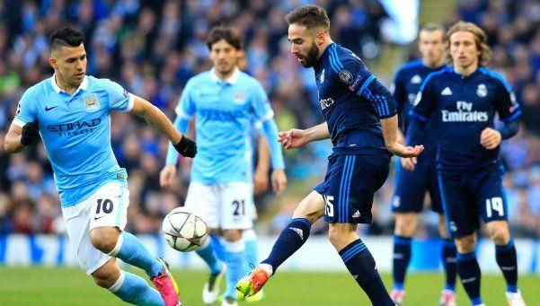 Champions: Manchester City y Real Madrid dejaron la serie abierta