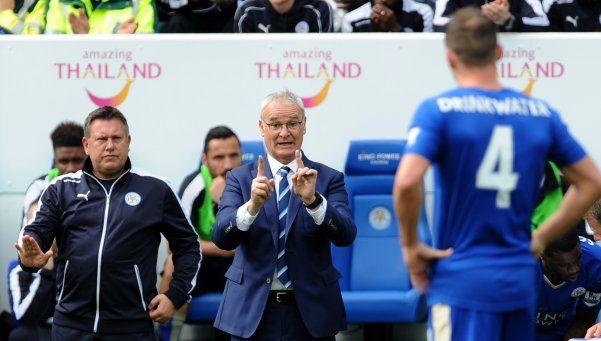 Ranieri, el hombre que despachó a Ortega, cerebro del campeón