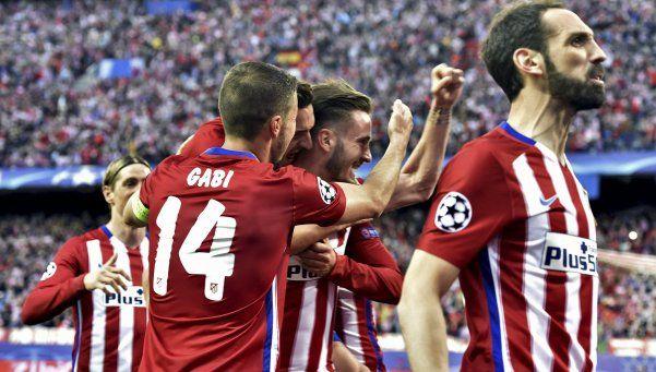 Champions: el Atlético de Simeone derrotó al Bayern y sueña con la final
