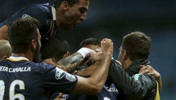 Central no se achica nunca: ganó en Brasil y sueña