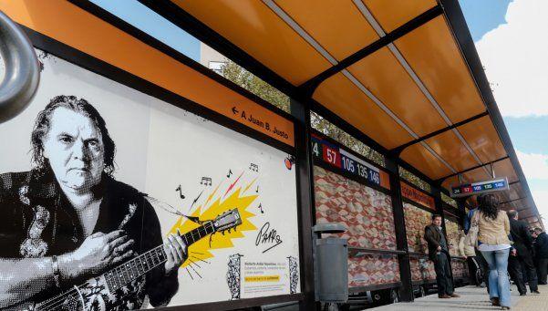 Inauguraron el Metrobus de la Avenida San Martín
