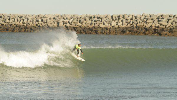 El torneo de surf más austral del mundo, en la Patagonia
