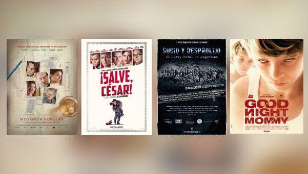 Otro jueves de 13 estrenos complica la vida de cinéfilos