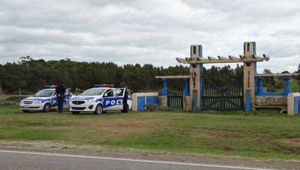 No encontraron contenedores en la chacra de Báez en Uruguay