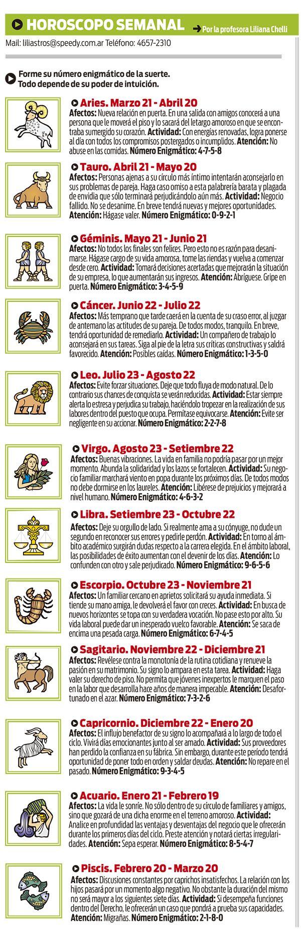 horoscopo leo de la semana: