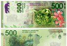Los nuevos billetes de 500 pesos entrarán en circulación en julio