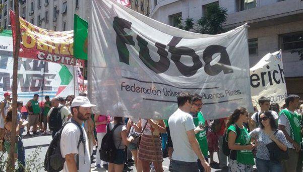 La FUBA rechazó y calificó de alarmante el presupuesto de la UBA