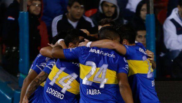 Lodeiro se sumó a Tevez y Boca le gana 2 a 0 a Cerro Porteño