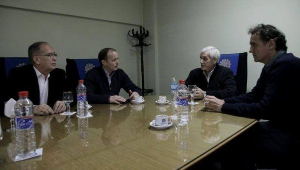 Alcaldes peronistar dieron su apoyo a la movilización gremial
