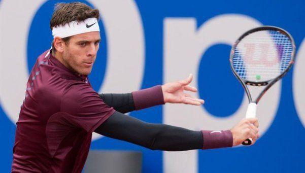 Del Potro quedó eliminado del ATP de Munich