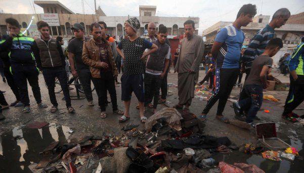 ISIS asesinó a más de 4.000 personas en su califato en Siria