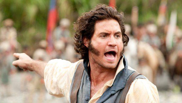 Se estrena en cable El Libertador, el film sobre Simón Bolívar