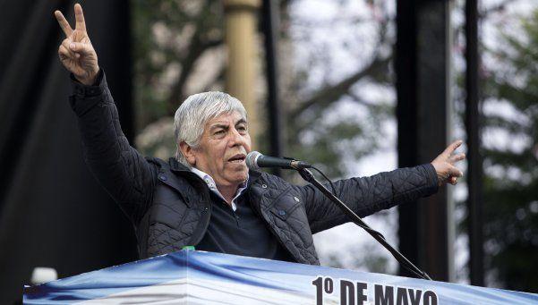 """Moyano: """"No somos enemigos del Gobierno, sí de las políticas que implementa"""""""