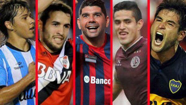Copa América: Uruguay, Chile y Paraguay con varios jugadores del fútbol argentino