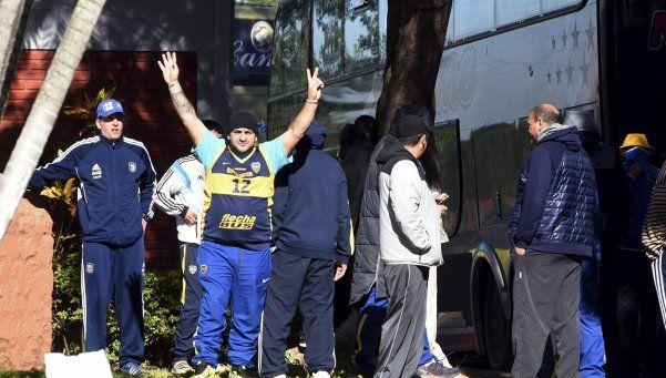 La barra en Paraguay: la CONMEBOL estudia una sanción a Boca