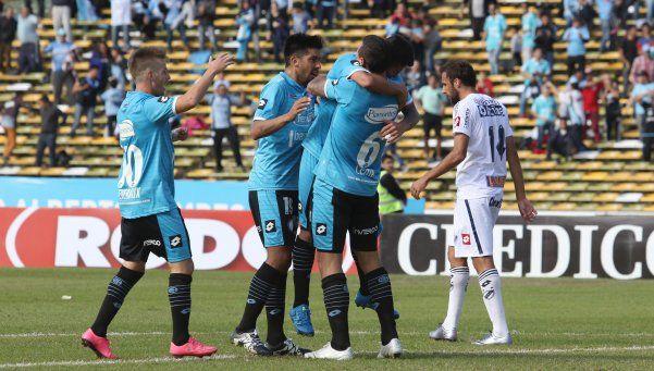 Belgrano no lo supo rematar y Quilmes se llevó un punto
