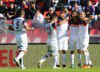 San Lorenzo venció a Independiente y es más puntero que nunca