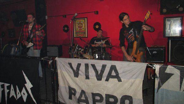 Staffados Rock, desde Tablada