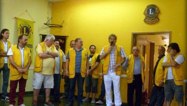 Destacada labor del Club de Leones de Villa Bosch