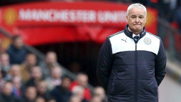 ¿Ranieri será el último en enterarse del título del Leicester?