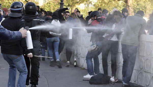 Manifestaciones en todo el mundo por el Día del Trabajo