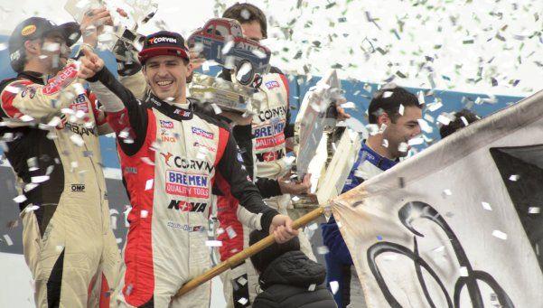 Rossi y Guerrieri, con un triunfo para el cuadrito