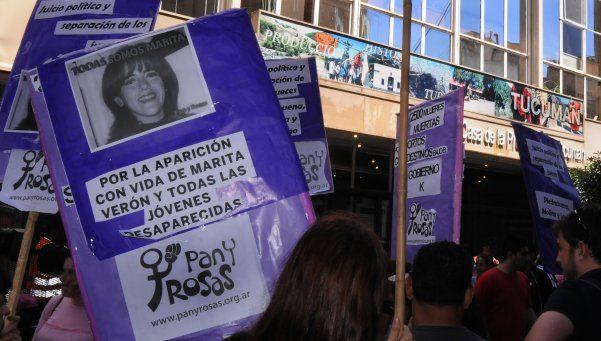 Informe: 140 mujeres desaparecen cada año en Argentina