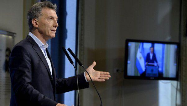 Macri: Sé que esta transición es dolorosa para muchos