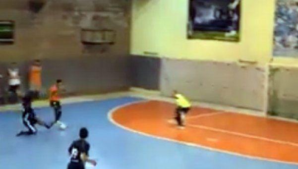 Video   El futsal argentino ya tiene su golazo del año