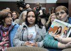 """Madre de Araceli Ramos: """"En el video se notaba que tenía miedo y estaba nerviosa"""""""