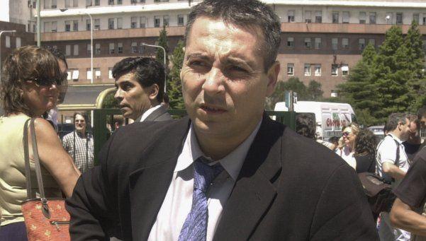 Exclusivo: Víctor Stinfale, otra vez con problemas de salud