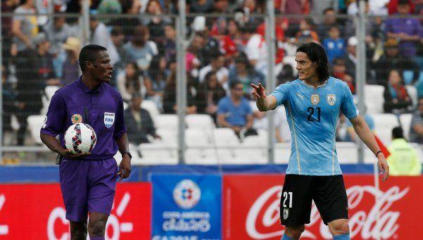 Árbitro que perjudicó a Huracán, designado a la Copa América