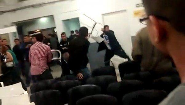 Feroz pelea por cesión  de terrenos a Boca