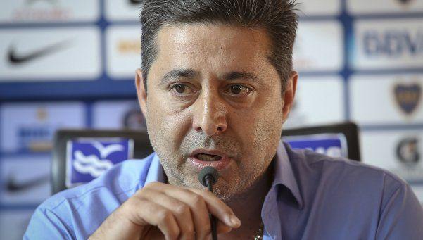 Angelici: Los que no quieren dejar La Bombonera no llegan al 30%