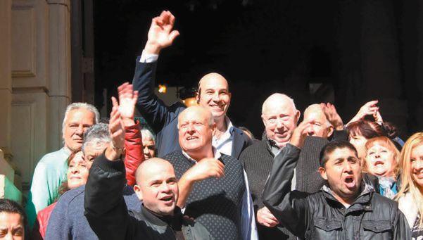 Municipales consiguen su primer Convenio de Trabajo