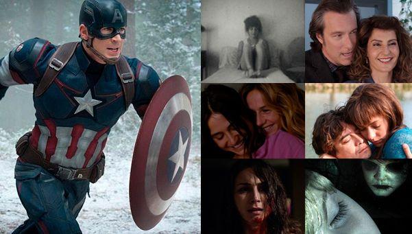 El Capitán América lidera una coalición internacional… de estrenos