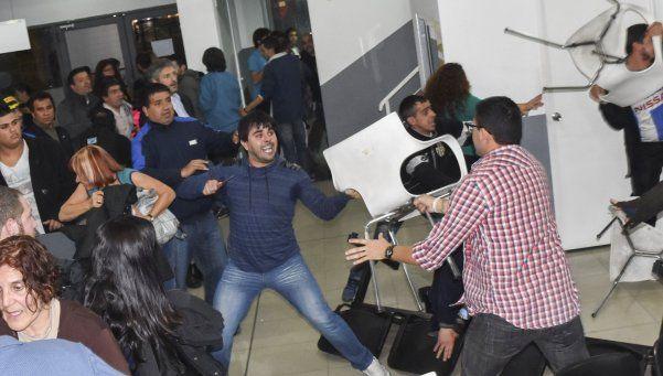 Detuvieron al acusado de golpear al hermano de Abal Medina