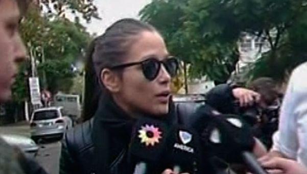 Barbie Vélez amplió su denuncia contra Federico Bal