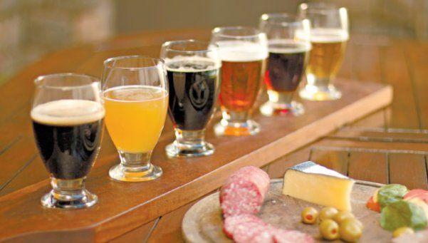 Una cerveza para cada comida
