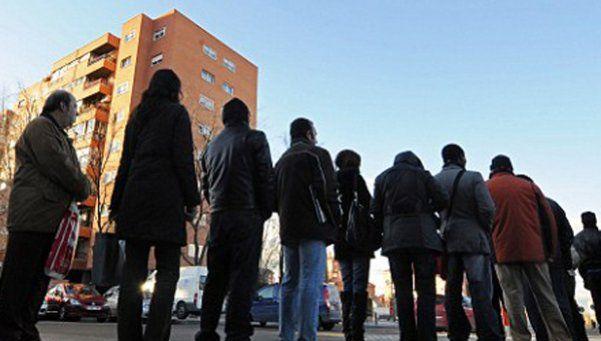 La desocupación aumentó y su porcentaje roza las dos cifras